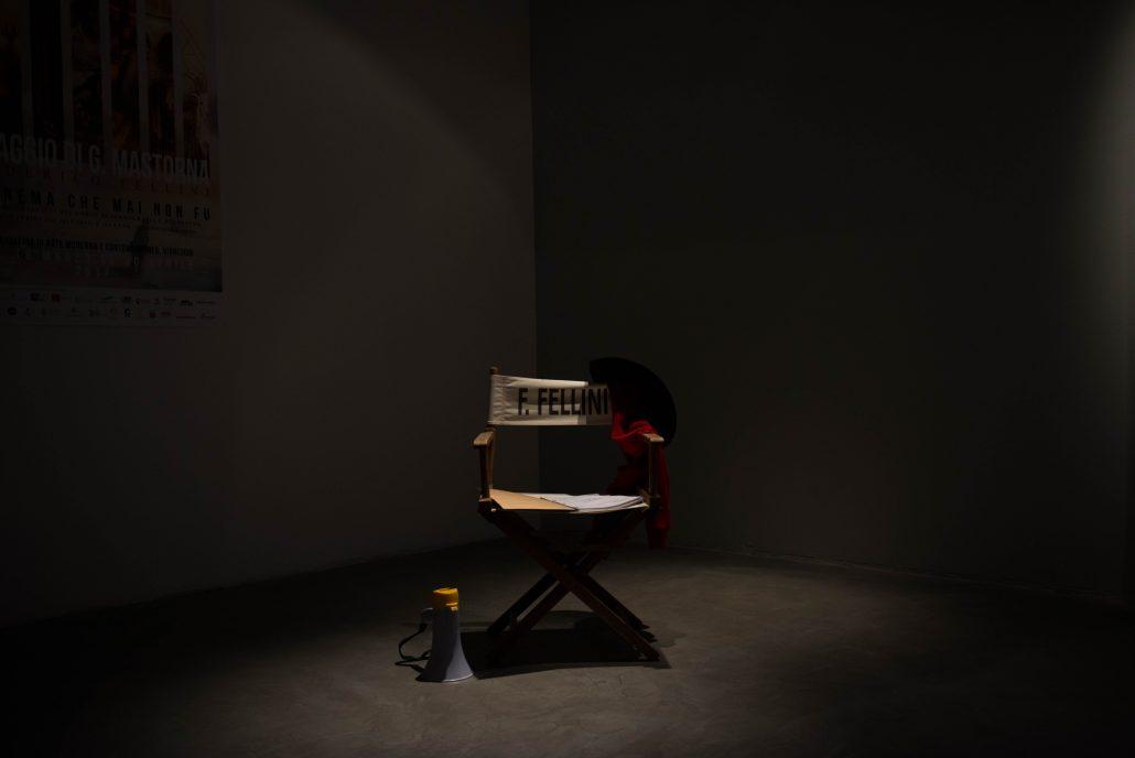 La sedia Fellini