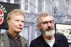 Julien Temple e John Tiberi