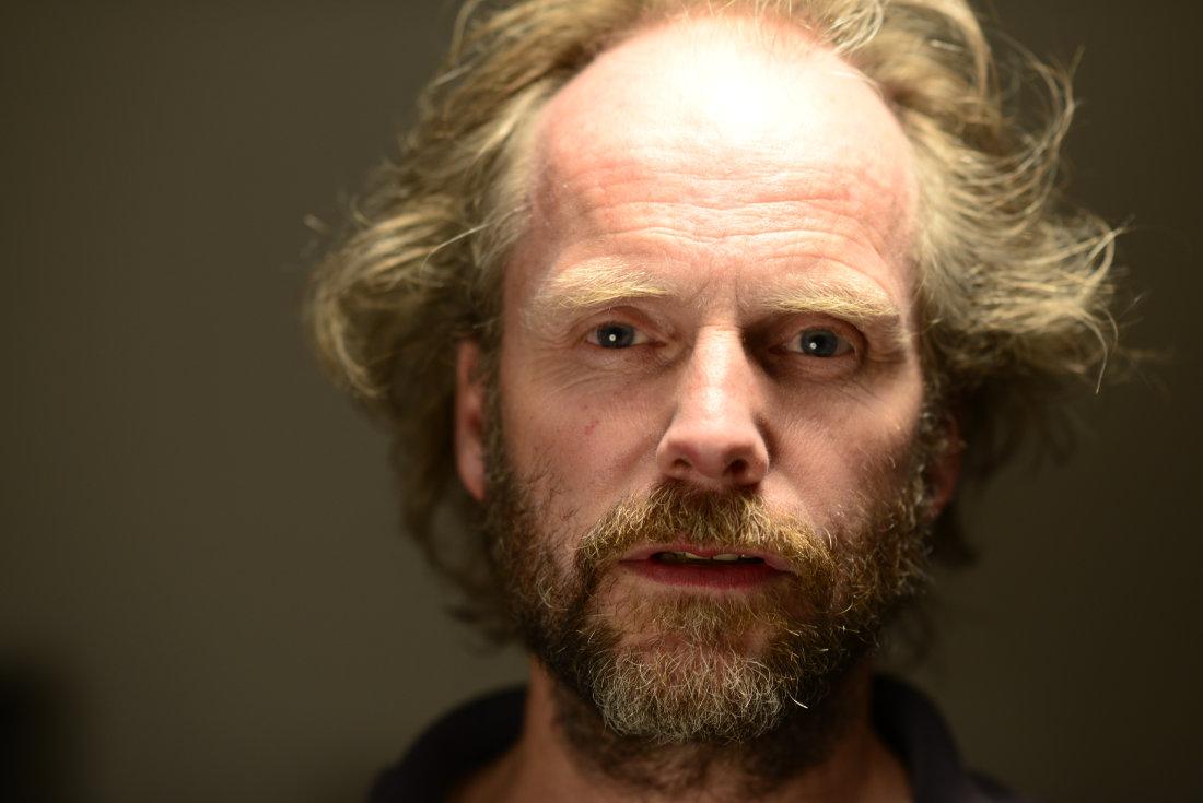 il regista Philip Groning