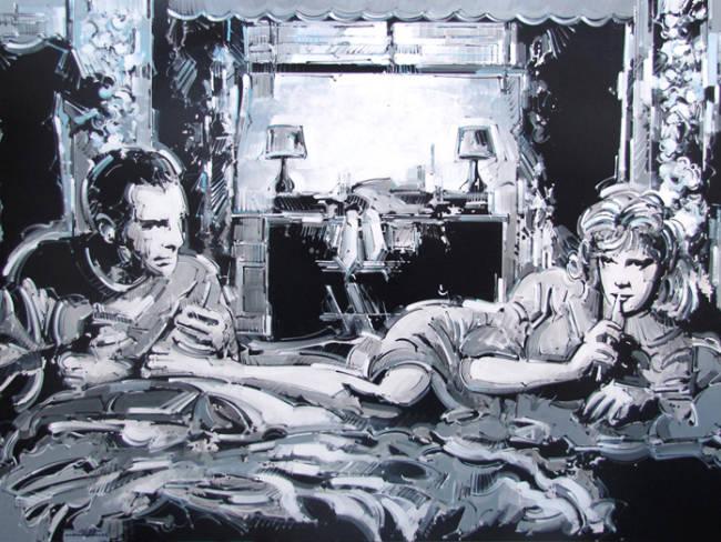Mostra tributo a Stanley Kubrick