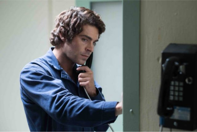 Scena del film Ted Bundy - fascino criminale