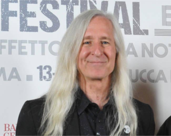 Mick Garris al Lucca Film Festival Europa Cinema 2019