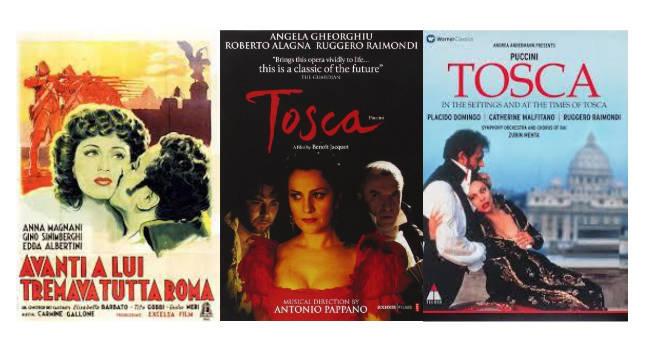 Locandina Tosca