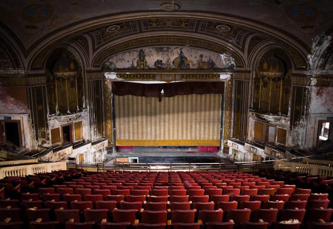 Poli Theatre on 2019