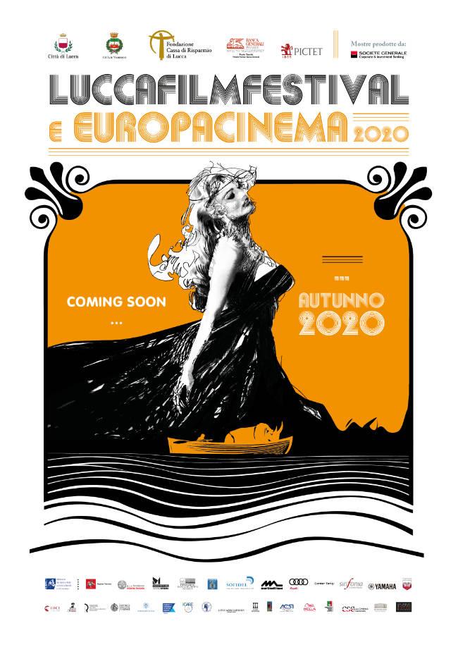 locandina lucca film festival europa cinema 2020 spostato in autunno