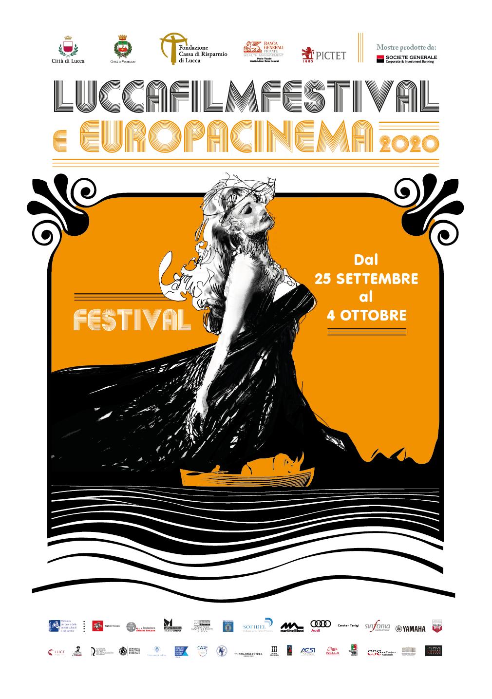 Lucca Film Festival e Europa Cinema poster