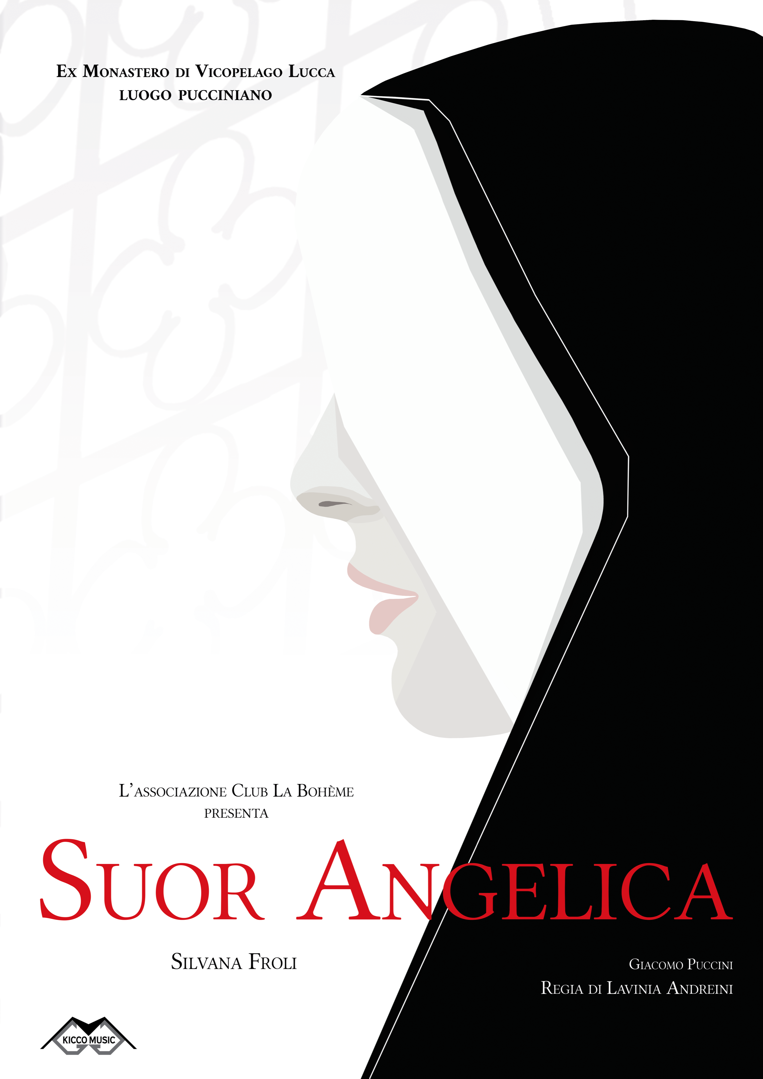 Suor Angelica - Quanto potrò baciarti