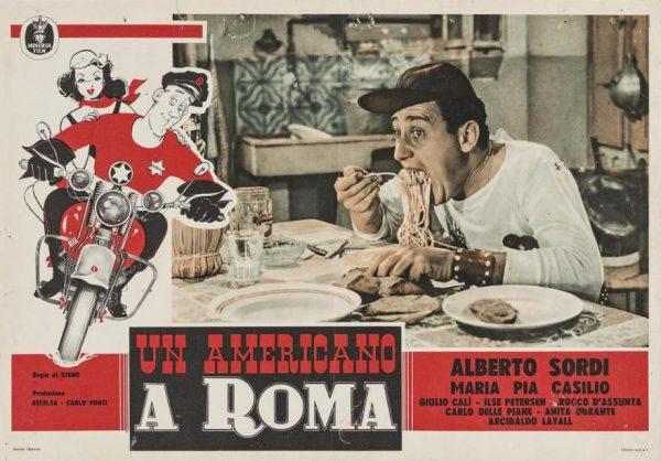 ALBERTO SORDI UN AMERICANO A ROMA FOTOBUSTA ok(2)